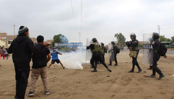 La Libertad. establecimientos de salud están alertas a fin de atender cualquier emergencia que se produzca durante las manifestaciones. (Foto: GEC)