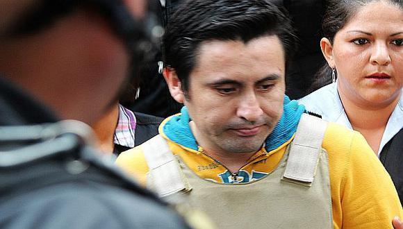 Paul Olórtiga estaba recluido en penal de Río Seco. (USI)