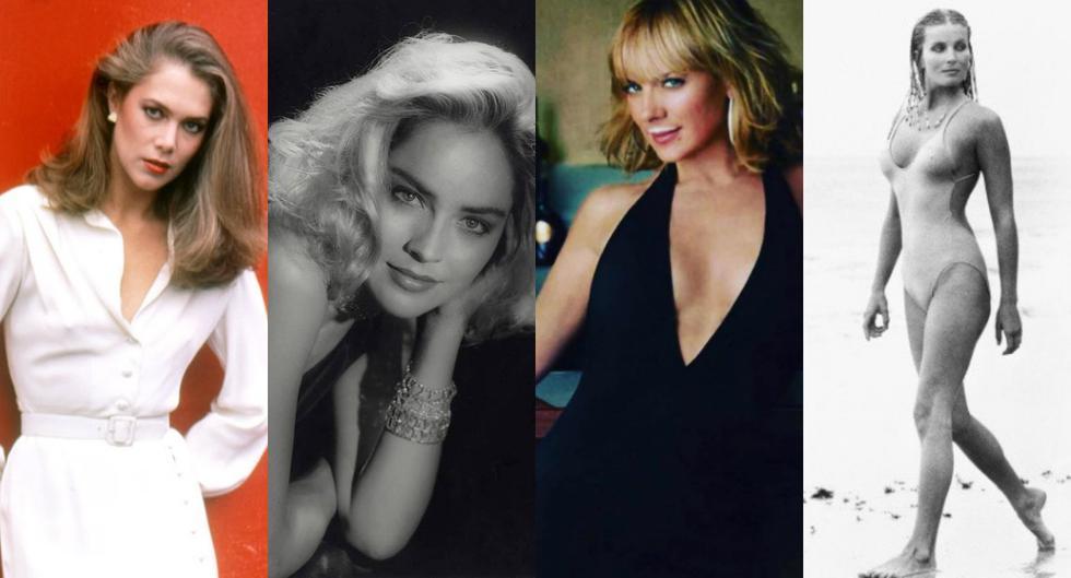 Así lucen las actrices más sexys de los años 80. No vas a creer como ha cambiado una de ellas. (Instagram)