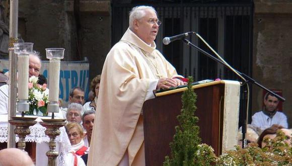 SEÑALADO. El cardenal Domenico Calcagno habría encubierto los abusos de sacerdote. (Difusión)