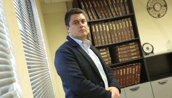 José Manuel Villalobos (Diana Chávez/GEC).
