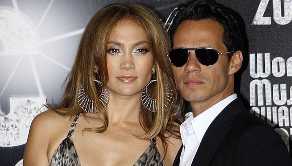 Marc buscaba una segunda oportunidad con J.Lo. (Reuters)