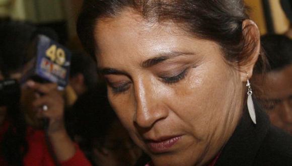 Nancy Obregón en la mira. (César Fajardo)
