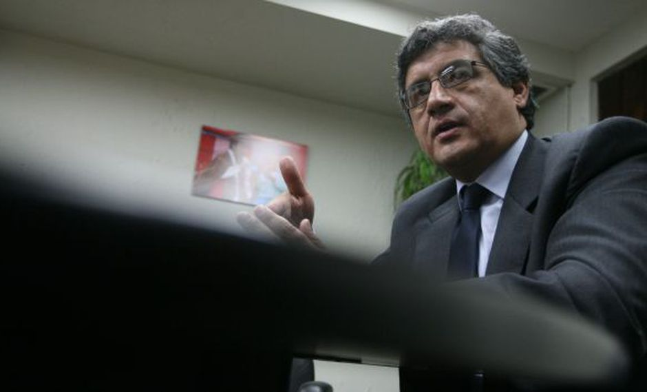 Cuentas por saldar. Sheput le enrostró a Humala el blindaje 'chakano' a sus ministros. (Luis Gonzáles)