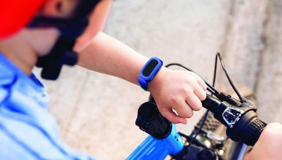 Lifestyle photo of Fitbit Ace 3.