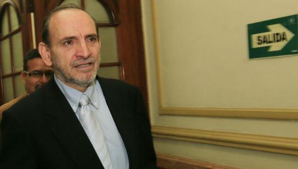 Yehude Simon fue detenido de manera preliminar el pasado 24 de febrero por un plazo de diez días por el Caso Odebrecht. (Foto: GEC)