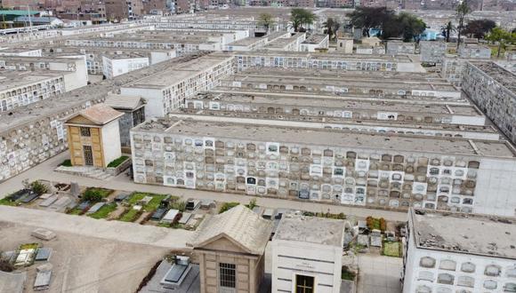 El cementerio El Ángel es uno de los más importantes de Lima. (Foto: Beneficencia de Lima)