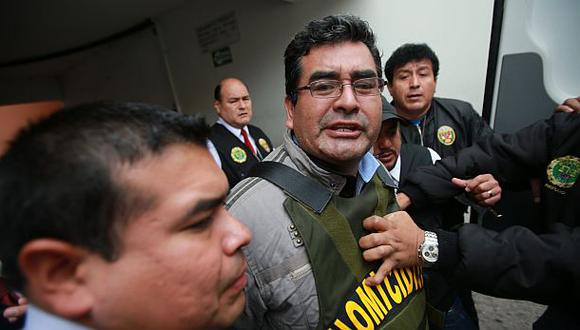 Poder Judicial halló culpable a 'La Bestia', exgobernador de Áncash.