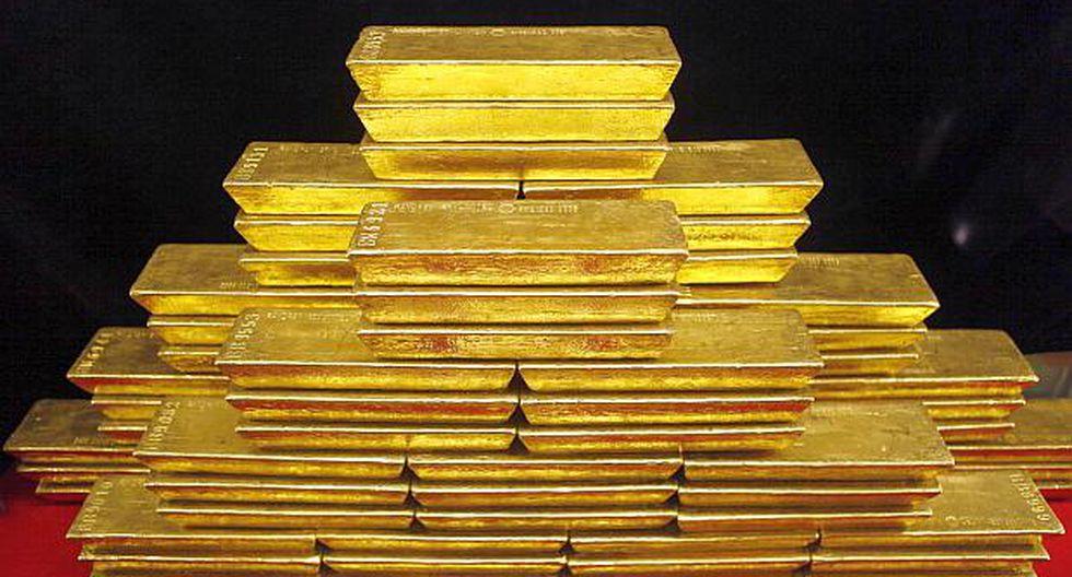 Los precios del oro han caído alrededor de 12% desde abril. (Foto: Reuters)
