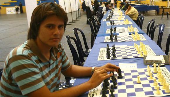 Emilio Córdova ganó hace poco un torneo en Colombia. (José Rojas/Trome)
