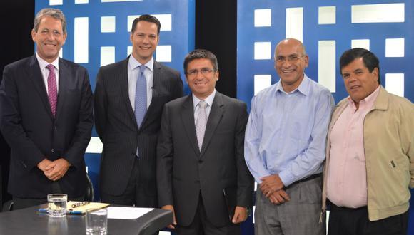 Especialistas coincidieron en que se requiere un consenso político para que el país mantenga su dinamismo. (Perú21)