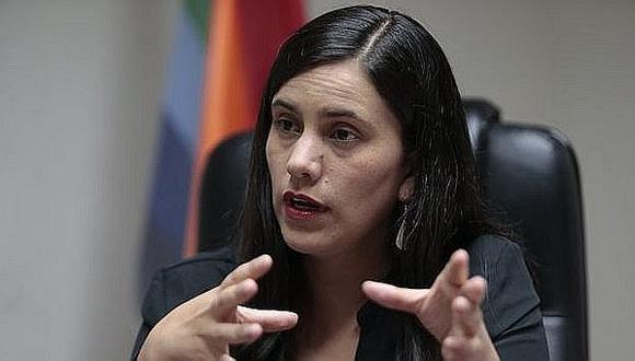 Verónika Mendoza también se refirió a la gestión del presidente Martín Vizcarra. (Foto: GEC)