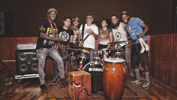 Selectos músicos grabaron el álbum Seis. (Difusión)