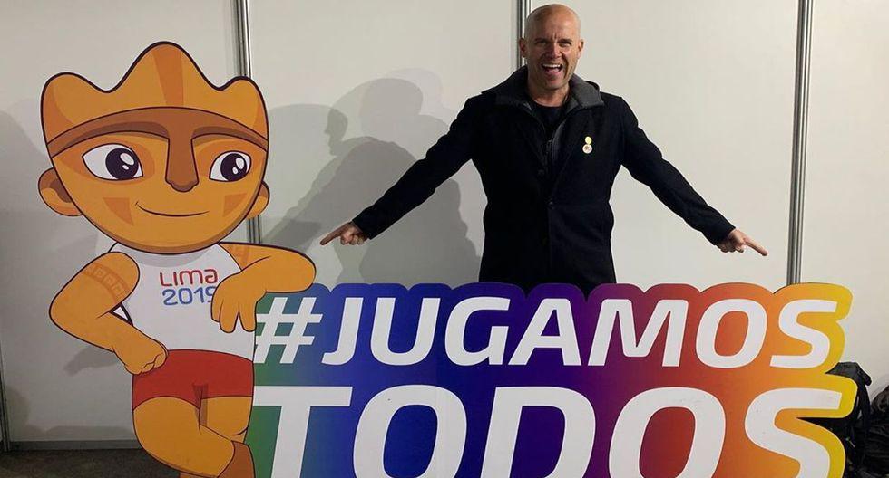 Gian Marco se prepara así para la clausura de los Juegos Panamericanos 2019. (Foto: gianmarcooficial)