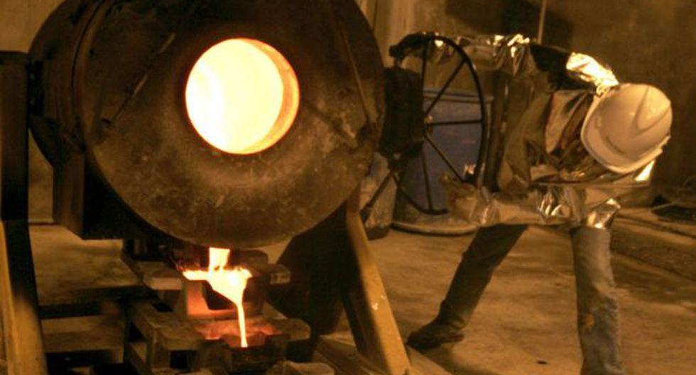 Metal es atractiva inversión. (Cortesía)