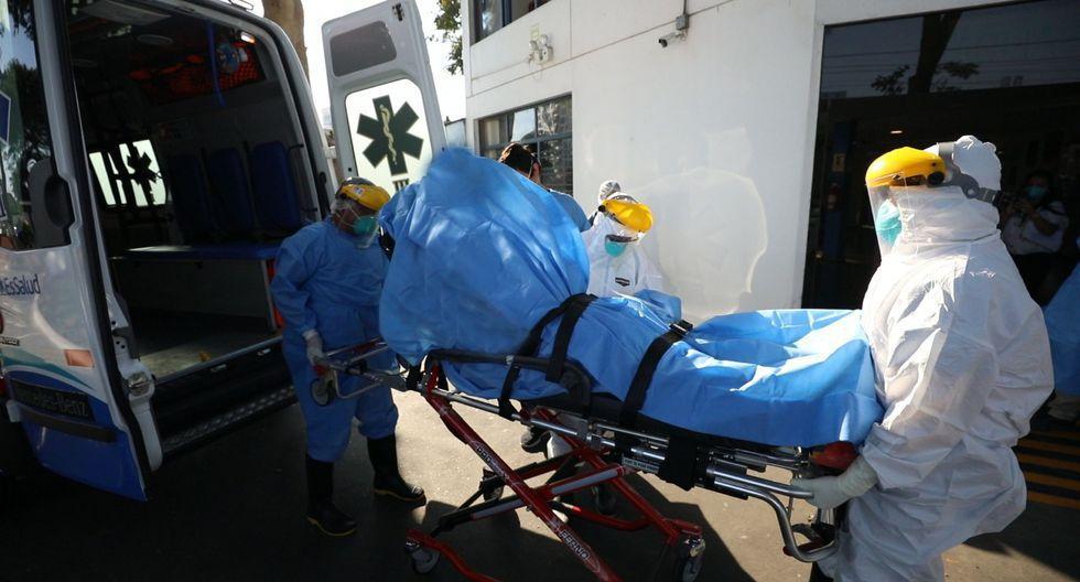 Se eleva el número de muertos por COVID-19 en el país.
