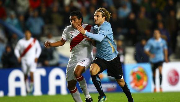 Diego Forlán comandará el ataque uruguayo. (Depor)