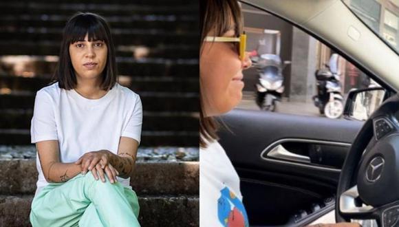 A Malika Chalhy le donaron 170 mil dólares para que se compre una casa y se gastó el dinero en un auto de lujo. | Créditos: pledgetimes.com / Zanzara Republic