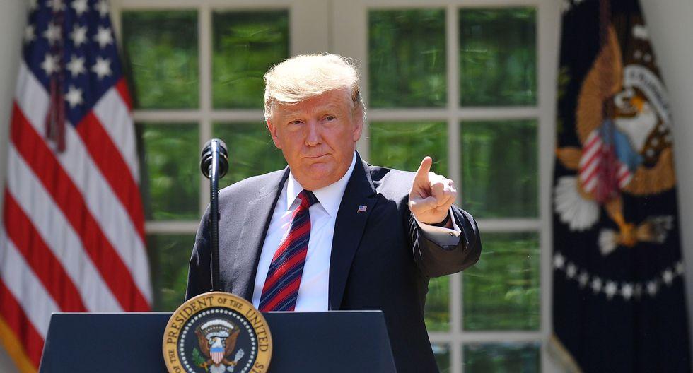 El Departamento de Comercio entregó un informe a Trump en el que concluyó que las importaciones de automóviles amenazan con perjudicar la seguridad nacional de EE.UU. (Foto: AFP)