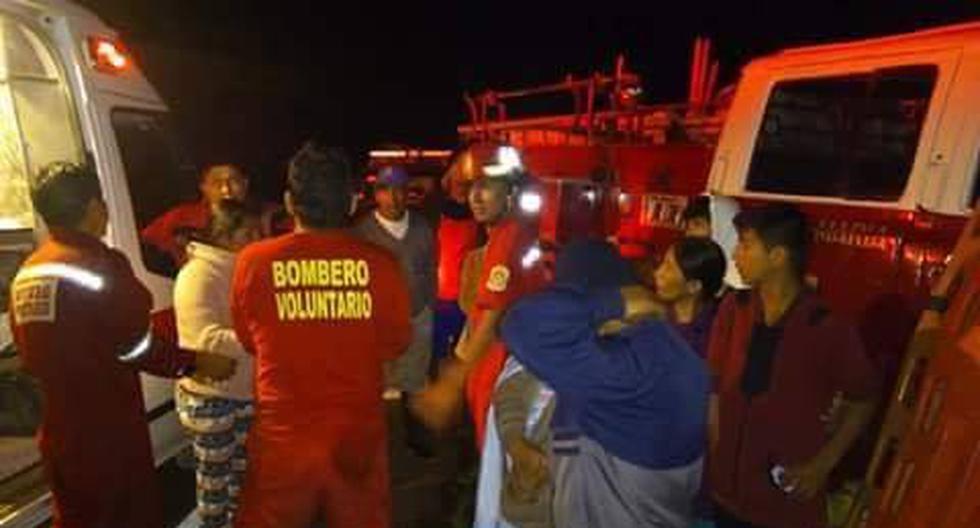Las autoridades locales vienen realizando las investigaciones correspondientes del caso. (Antena Regional Huánuco)