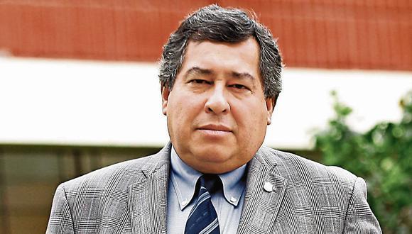 Aníbal Quiroga. Constitucionalista. (USI)