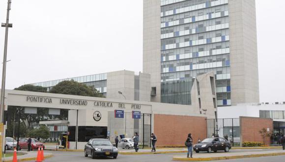 POSICIÓN. La Asamblea Universitaria de la PUCP decidiría hoy si acepta o no el ultimátum del Vaticano. (Luis Gonzáles)