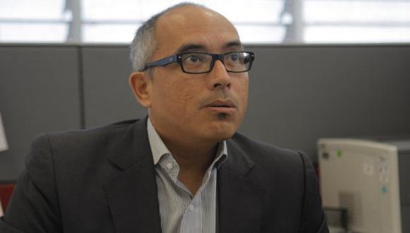 Jorge Arrunátegui asegura que en Tumbes se respetará el orden de mérito. (USI)