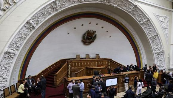 Asamblea Nacional (Parlamento) de Venezuela sufre cambios en su conformación chavista. (Efe)