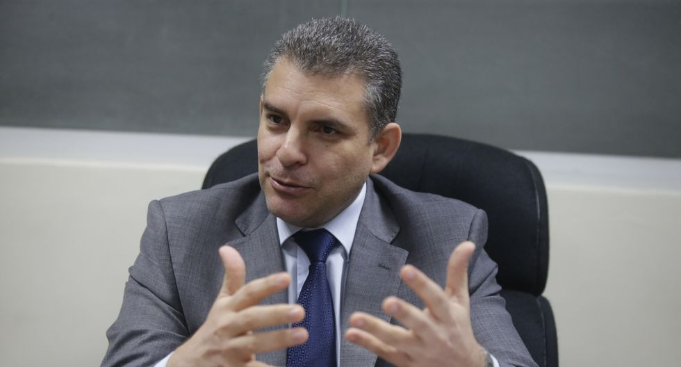 Fiscal Rafael Vela, jefe del equipo Lava Jato en el Perú, participará en los interrogatorios en Curitiba.