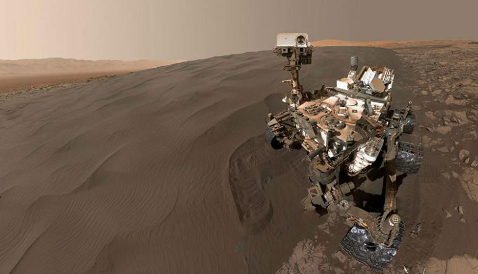 FOTOS 1 | El Laboratorio de Propulsión a Chorro (JPL) ha facilitado instrucciones y planos para que aficionados y estudiantes se animen a construir un rover como el Curiosity. (Foto: AFP/NASA)