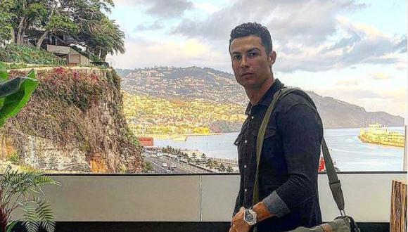 CR7 es el jugador mejor pagado de la temporada. (Foto: Cristiano Ronaldo / Instagram)