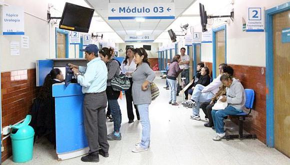 Plan para llevar a cabo reforma en Essalud será presentado este mes, afirmó el ministro de Trabajo. (Foto: USI)