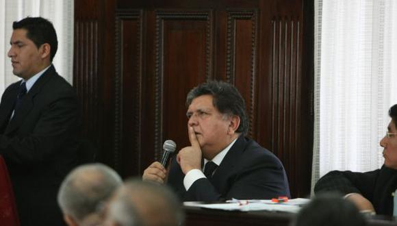 Alan García será interrogado por el caso 'Petroaudios'. (Perú21)