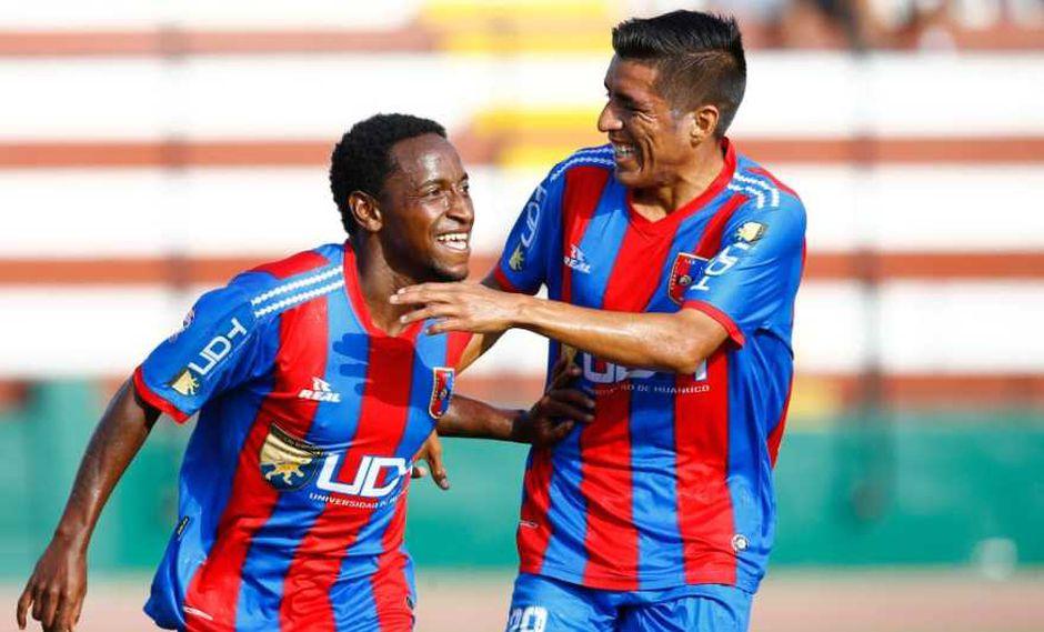 Alianza universidad logró el ascenso a la Primera División. (Foto: Francisco Neyra / GEC)
