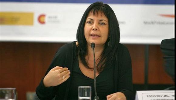 Santisteban cuestionó la conducción de la comisión por parte del acciopopulista Rolando Ruiz. (Foto: GEC)
