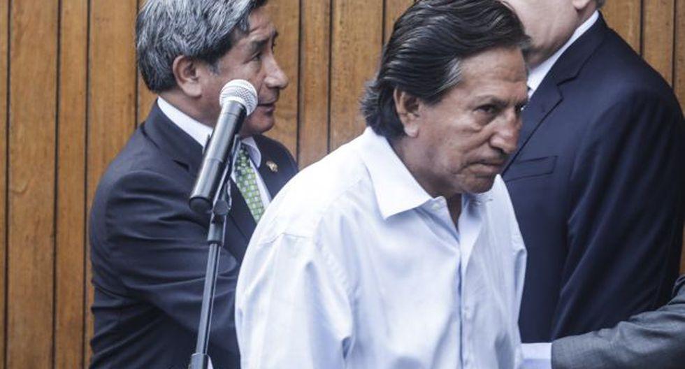 El caso Ecoteva, que involucra al expresidente Alejandro Toledo, aún no es abordado por el Poder Judicial. (Perú21)