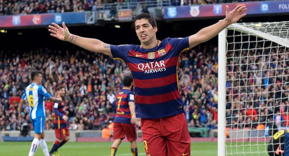 Luis Suárez aclaró que ser 'pichichi' sin coronarse campeón no sirve de nada. (AFP)