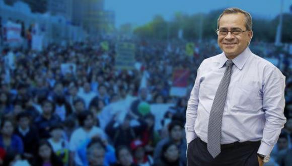 Jaime Saavedra: Convocaron a marchar en respaldo al ministro de Educación. (Perú21)