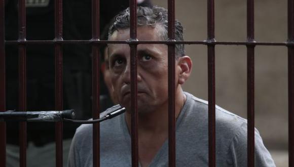 Despachaba desde la cárcel. (César Fajardo)