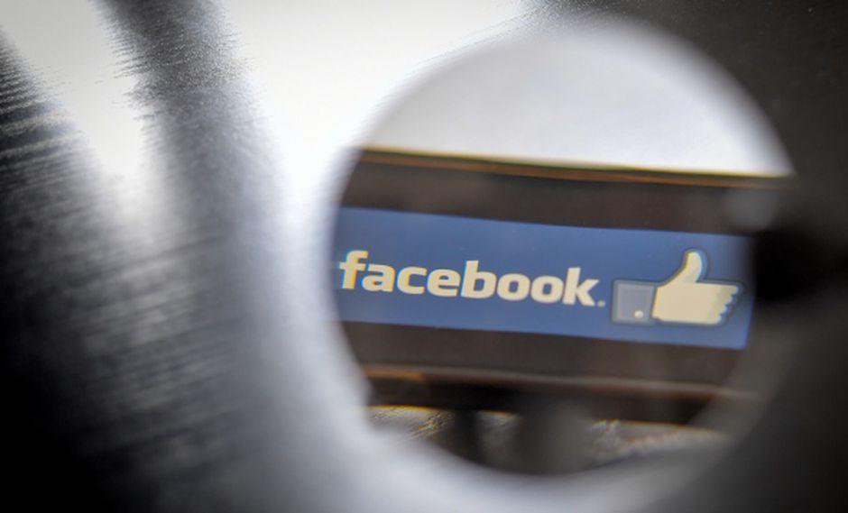 La primera vez que Facebook apareció en la web fue hace 15 años. (Foto: AFP)