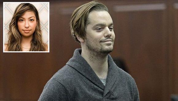 Nicholas Brooks asesinó a la peruana Sylvie Cachay en 2010 en el lujoso hotel en el que se alojaban. (dailymail.co.uk)