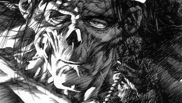 Ilustración del Moderno Prometeo de Mary Shelley hecha por Bernie Wrightson. (Foto: Editorial Planeta)