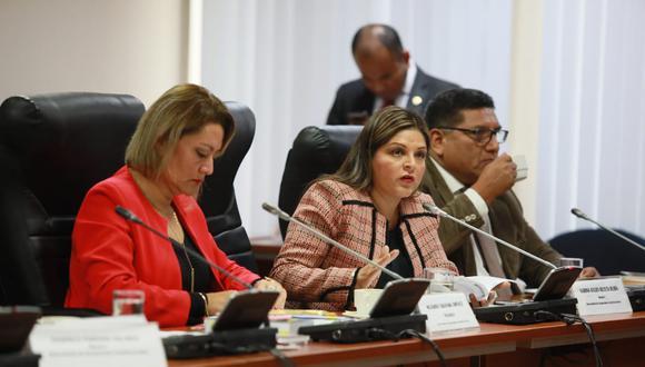 Subcomisión de Acusaciones Constitucionales (Juan Ponce)