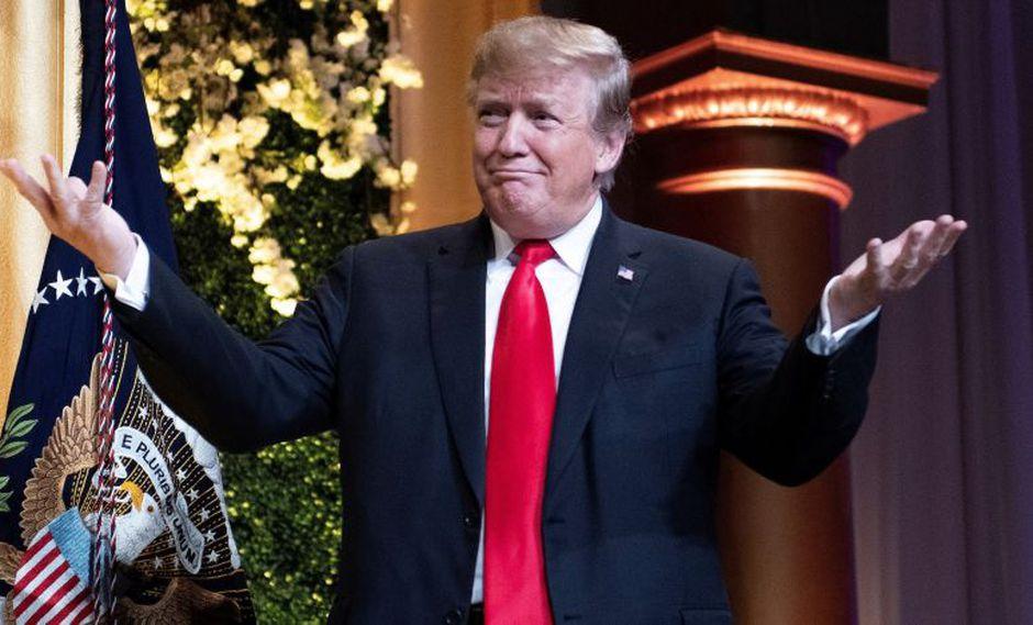 Trump reiteró su idea de que Corea del Norte tiene un potencial tremendo para un crecimiento económico. (Foto: EFE)