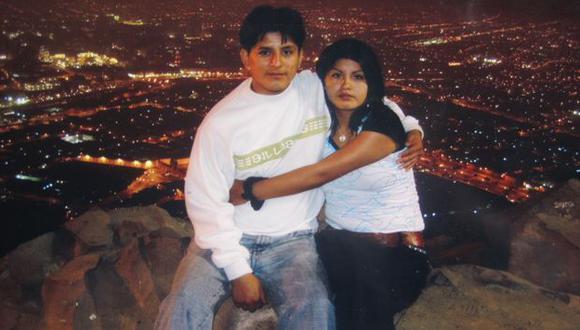TRÁGICO. Ángelo y Elizabeth tenían ocho años de compromiso y esperaban felices a su hija. (Difusión)