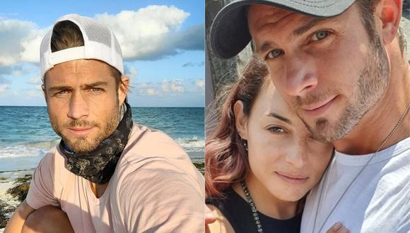 Horacio Pancheri se pronunció en Instagram tras el fin de su relación con Marimar Vega. (Foto: @horaciopancheri/@marimarvega)