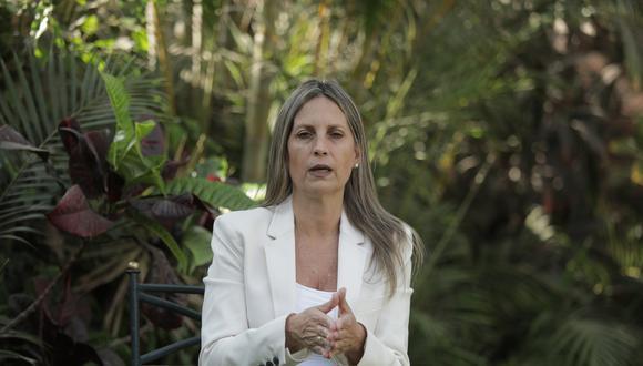 María del Carmen Alva también destacó el mensaje del presidente Pedro Castillo, quien instó desde la OEA a la llegada inversión privada en el Perú. (Foto: GEC)