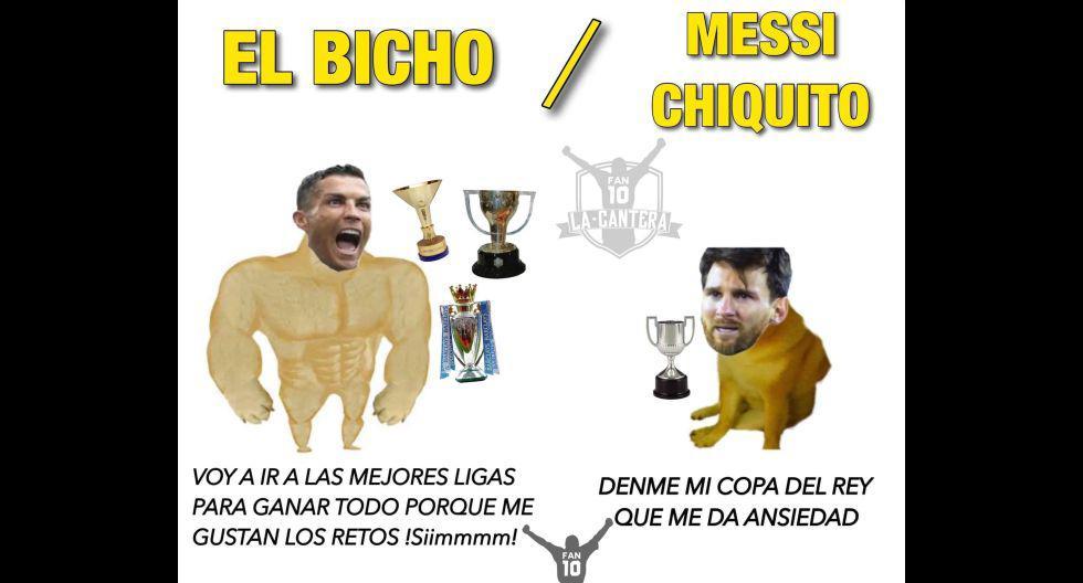 Los mejores memes del título de Juventus, con Cristiano Ronaldo como protagonista. (Foto: Facebook)