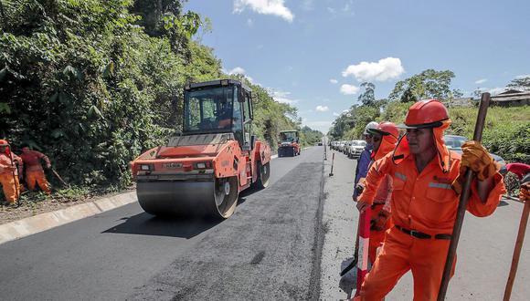 La Contraloría detectó irregularidades en la ejecución de obras en todo el país. (Foto: GEC)