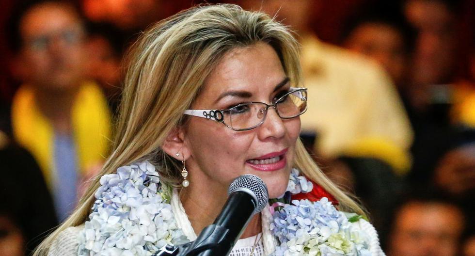"""La ministra de Comunicación renunció horas antes al afirmar que la presidenta interina ha """"perdido sus objetivos"""". (Foto: Reuters)"""